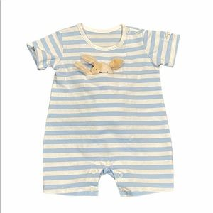 NWT Bunnies by the Bay romper
